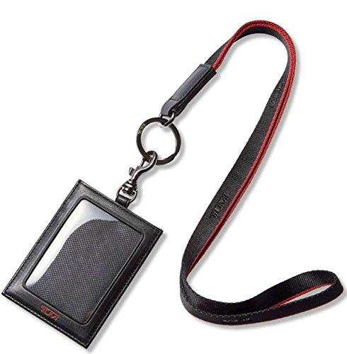 TUMI トゥミ カードケース・ネックストラップ JALオリジナルIDケース[JAL限定]...