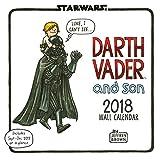 Star Wars Darth Vader and Son 2018 Wall Calendar
