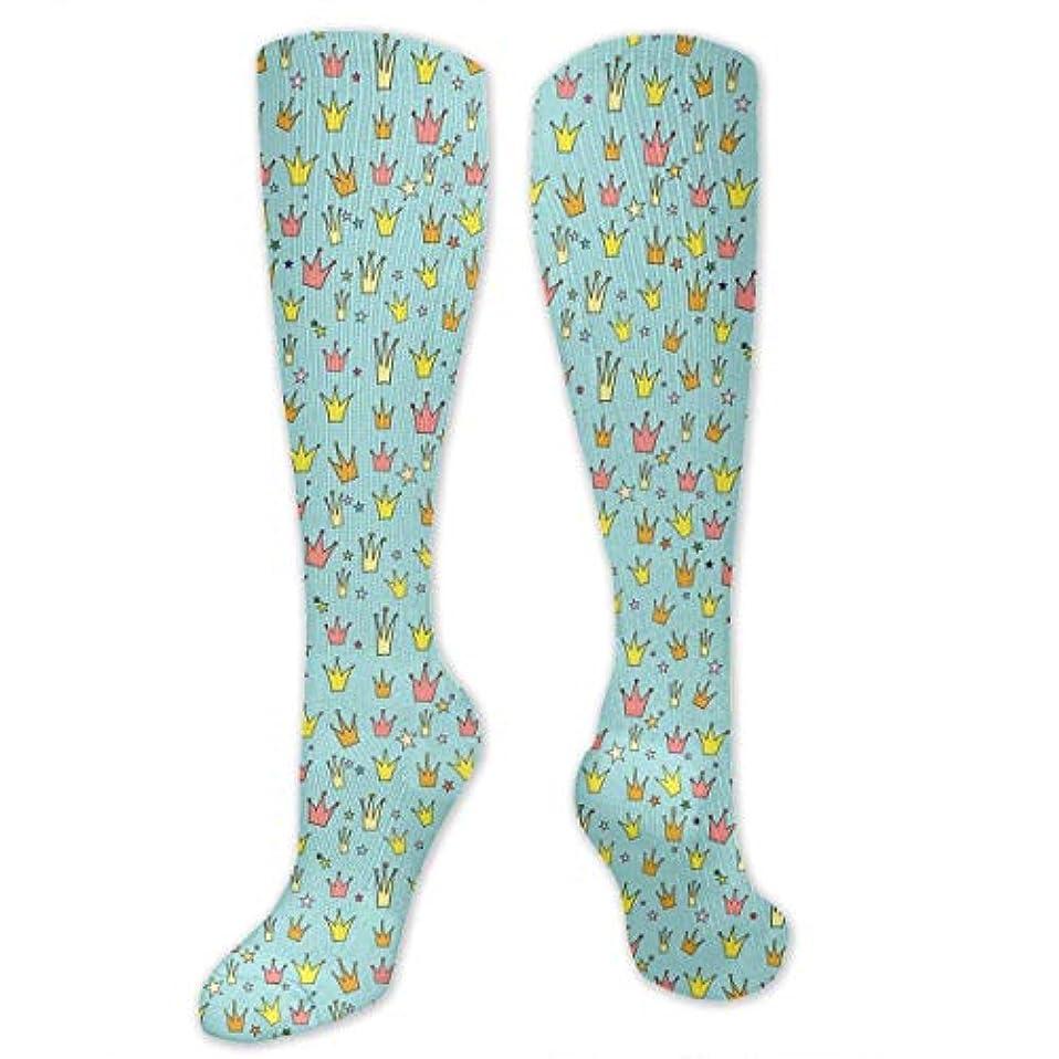 封建作物スケルトン靴下,ストッキング,野生のジョーカー,実際,秋の本質,冬必須,サマーウェア&RBXAA Crown Princess Socks Women's Winter Cotton Long Tube Socks Cotton...