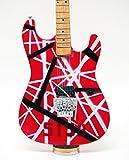 [Musical Story] E-Model ミニチュア ギター ヴァン ヘイレン 5150 ストラトキャスター スタイル