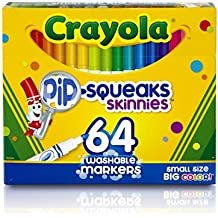Crayola Pip-Squeaks Markers