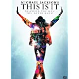 Michael Jackson's This Is It [Blu-ray] [Import anglais]