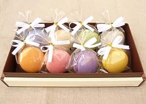 天使のマカロン 8個入 プチギフト リボン付き個包装 ホワイトデー お返し マカロン ギフト スイーツ お菓子 詰め合わせ | ケーキ・洋菓子 通販