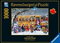 Back to School, 1000 Piece Jigsaw Puzzle Made by Ravensburger [並行輸入品]