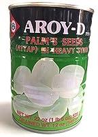 AROY-D/PALM'S SEEDS (ATTAP) IN HEAVY SYRUP/625g/糖水特上亞答枳