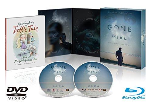 ゴーン・ガール 2枚組ブルーレイ&DVD (初回生産限定) [Blu-ray]の詳細を見る