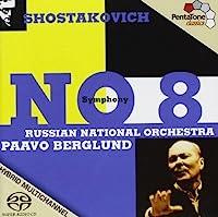 Shostakovich: Symphony No. 8 ~ Berglund by SHOSTAKOVICH (2006-06-20)