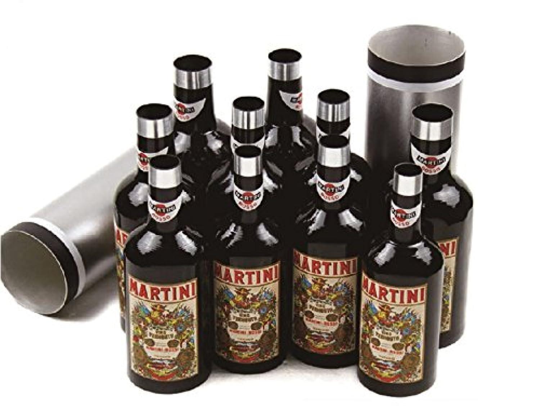 増加するボトル マルチプライングボトル 8本ブラックボトル