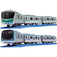プラレール 東京メトロ東西線&千代田線ダブルセット