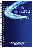 Successories 741320 Above & Beyond Jets Spiral Notebook [並行輸入品]