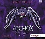 Animox 04. Der Biss der schwarzen Witwe: Der Biss der schwarzen Witwe (4CD)