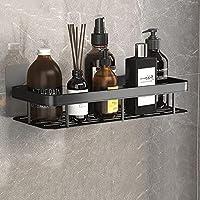 お風呂ラック ステンレス 強力粘着固定 水切り キッチン用ラック バス用品 収納ラック浴室用ラックステンレス シャワーラ…