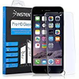 "iPhone 6 / 6S Screen Protector, Insten [Tempered Glass] Ultimate Clarity HD Screen Protector Bubble-Free Anti-Fingerprint No Rainbow effects Shield For Apple iPhone 6/ 6S (4.7"")"