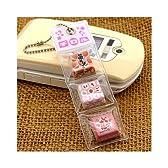 お菓子なチロルチョコ3連携帯ストラップ(チロルC)41708303
