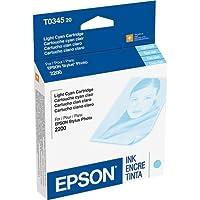Epsonインクカートリッジシアン–ライトシアン–インクジェット–440ページ–1各