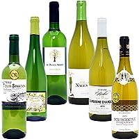 フランス一周 白ワイン6本セット((W0FWC5SE)) (750mlx6本ワインセット)
