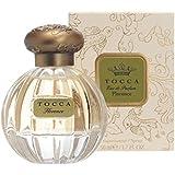 トッカ(TOCCA) オードパルファム フローレンスの香り 50ml(香水 パリジェンヌの洗練された美しさを演出する、ガーデニアとスミレが漂う上品なフローラルの香り)