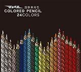 カツミ 国鉄車両色 色鉛筆 24色セット