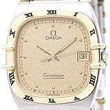 【外装仕上げ済み】【OMEGA】オメガ コンステレーション ステンレススチール クォーツ メンズ 時計 中古
