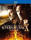 SUPERNATURAL X 〈テン・シーズン〉 コンプリート・ボックス(4枚組) [Blu-ray]
