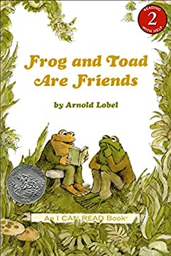 Frog and Toad Are Friendsの書影