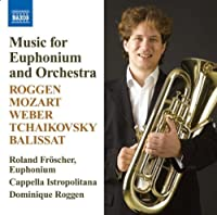 Music for Euphonium and Orches