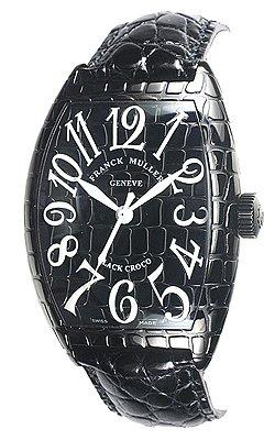 腕時計 トノーカーベックス 8880SC BR BLK CRO メンズ フランク・ミュラー