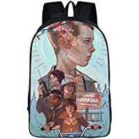 CJIUDI School Backpack,Prints School Bag,Lightweight Backpack,Casual Rucksack, for Men/Women/Boys/Girls(with Headphone Jack)