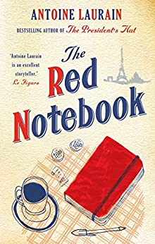 The Red Notebook by [Laurain, Antoine]