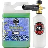 Chemical Guys hol143雪Foam Cleanser (1ガロン、Torq Foam Cannon雪Foamer & Honeydew、128 fl oz, 1パック