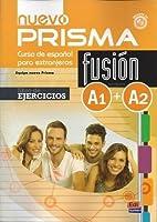 Nuevo Prisma Fusión A1/A2 Libro de Ejercicios + CD