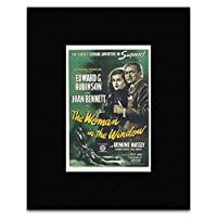 The Woman in the Window - By Fritz Lang Mini Poster - 40.5x30.5cm