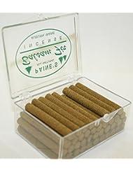 お香リフィル40 Balsam Fir Sticks to BurnロッジスタイルSachet香りつきパインログ