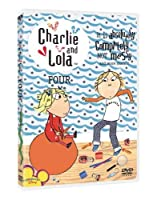 Charlie & Lola 4: Absolutely Completely Not Messy [DVD] [Import]