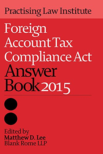 Download Foreign Account Tax Compliance Act Answer Book 2015 1402424256