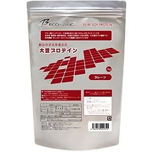 大豆プロテイン 1kg 無添加 飲みやすいソイプロテイン