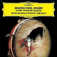 ラヴェル:ボレロ、スペイン狂詩曲、ラ・ヴァルス