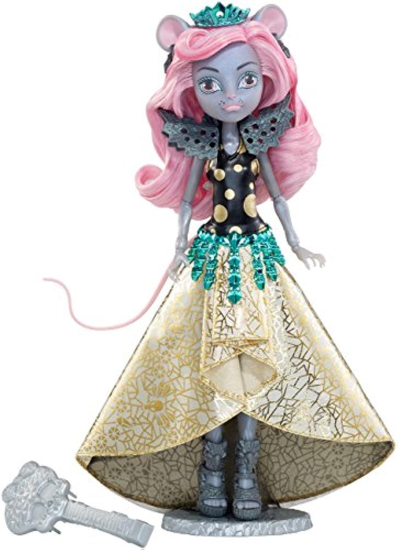 輸入モンスターハイ人形ドール Monster High Boo York, Boo York Gala Ghoulfriends Mouscedes King Doll [並行輸入品]