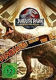 Jurassic Park 1-3 + Jurassic World 1 [DVD]