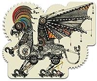 Artifactアーティファクトでパズル–Diego Mazzeo機械Griffin木製ジグソーパズルパズル