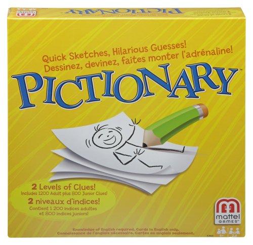 ピクショナリー (Pictionary) ボードゲーム