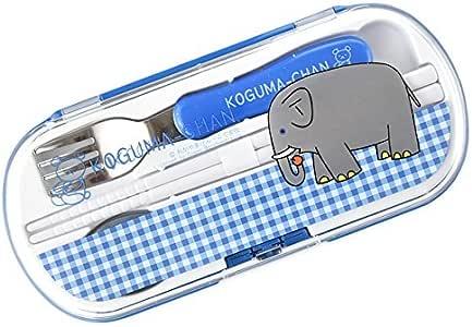 こぐまちゃんとどうぶつえん 日本製 トリオセット (ぞう) 食洗器OK! 【KJ-KFG-K065】