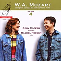 Mozart: Sonatas for Violin and Keyboard Vol.4