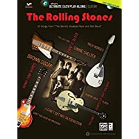 """The Rolling Stones: Guitar: 10 Songs from the """"The Worlds Greatest Rock and Roll Band"""" (Alfred's Ultimate Easy Play-Along)"""