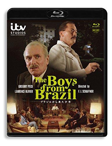 ブラジルから来た少年 製作40周年特別版 Blu-ray