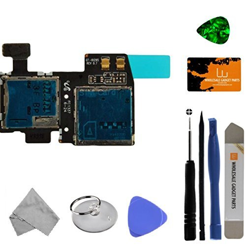 SIM Card Reader for Samsung Galaxy S4 Active with Tool Kit [並行輸入品]