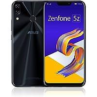 ASUS TeK ZS620KL-BK128S6 ZenFone 5Z (Android8.0 / SnapDragon845 / ストレージ128GB) シャイニーブラック