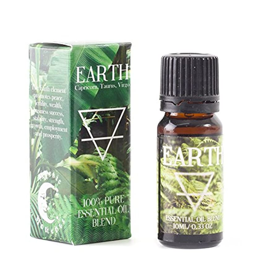 合併トムオードリース技術的なMystic Moments | The Earth Element Essential Oil Blend - 10ml