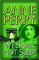 We Shall Not Sleep: A Novel (World War I)