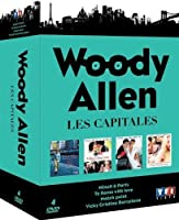 Woody Allen - Les capitales : Minuit à Paris + To Rome With Love + Match Point + Vicky Cristina Barcelona